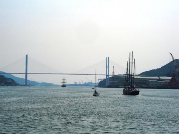 2010長崎帆船まつり
